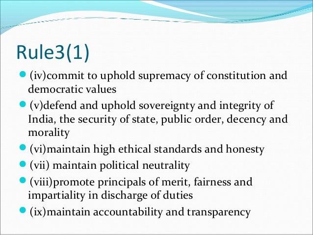 Ccs Conduct Rules 1964 Pdf In Hindi