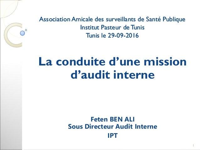 Association Amicale des surveillants de Santé PubliqueAssociation Amicale des surveillants de Santé Publique Institut Past...