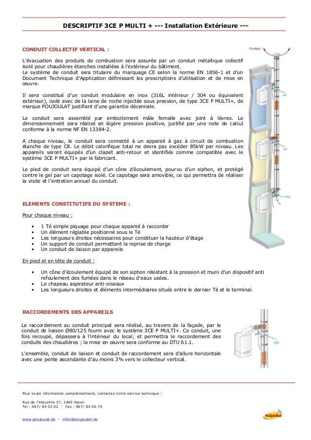 Pour toute information complémentaire, contactez notre service technique : Rue de l'Industrie 37, 1400 Nijvel Tel : 067/ 8...