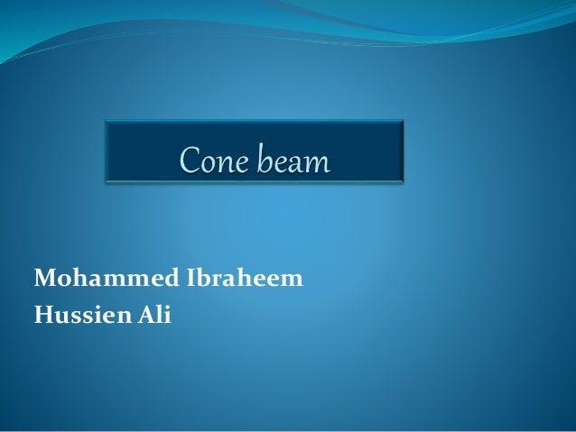 Mohammed Ibraheem Hussien Ali