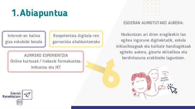 Conectando escuelas, comunidad conectada Slide 3