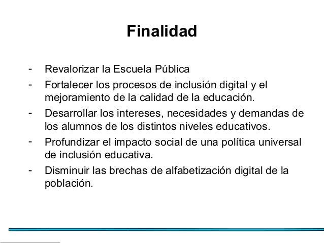 Conectarigualdad Slide 2