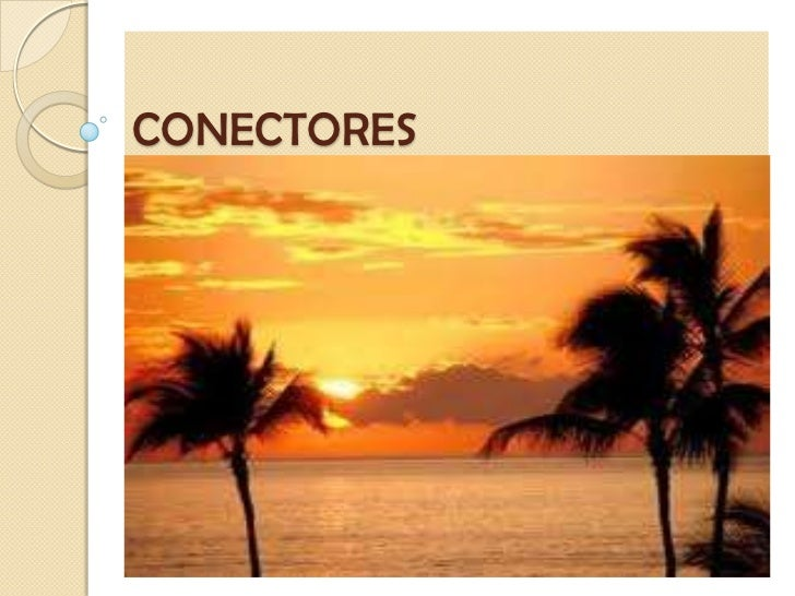 CONECTORES<br />