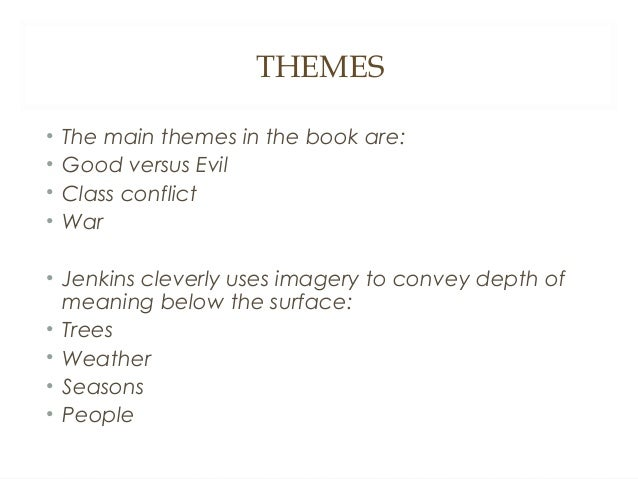 good themes for essays