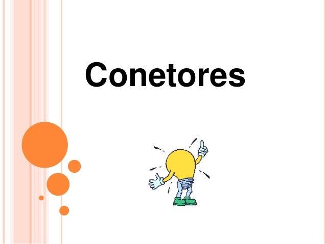 Conetores