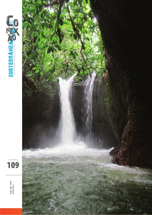 subterraneaBoletimRedespeleo 109 ISSN1981-1594 29/05/2013 número