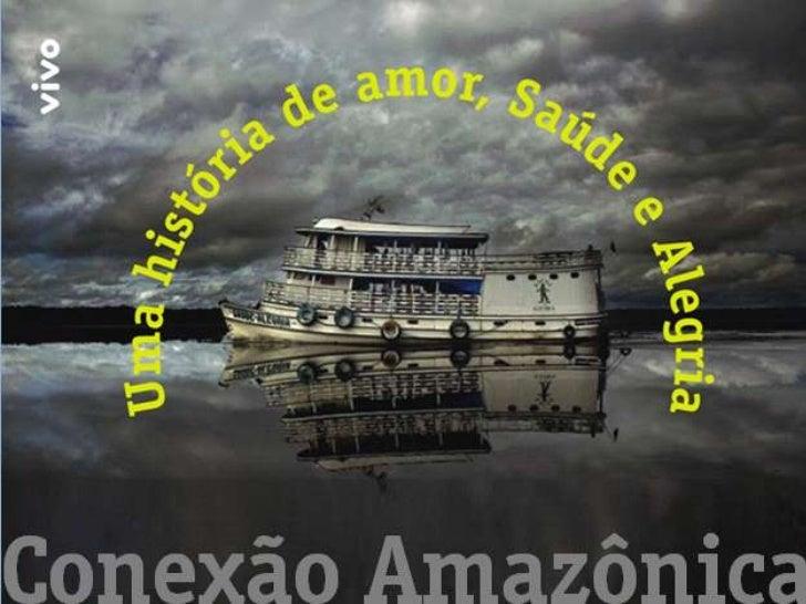 Conexão Amazônica CICI2011