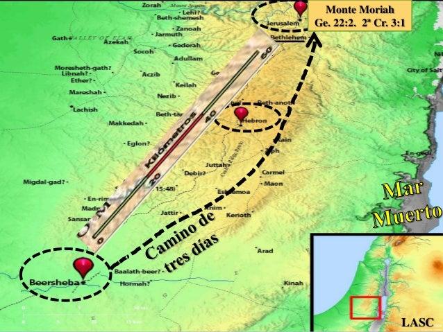 Resultado de imagen de Monte del sacrificio de isaac. Monte moriah
