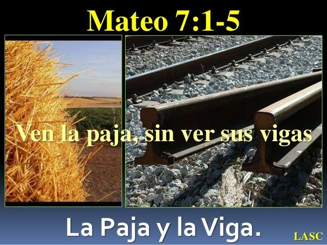 Resultado de imagen para Mateo 7,1-5
