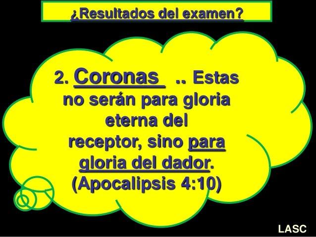 CONF. EL TRIBUNAL DE CRISTO