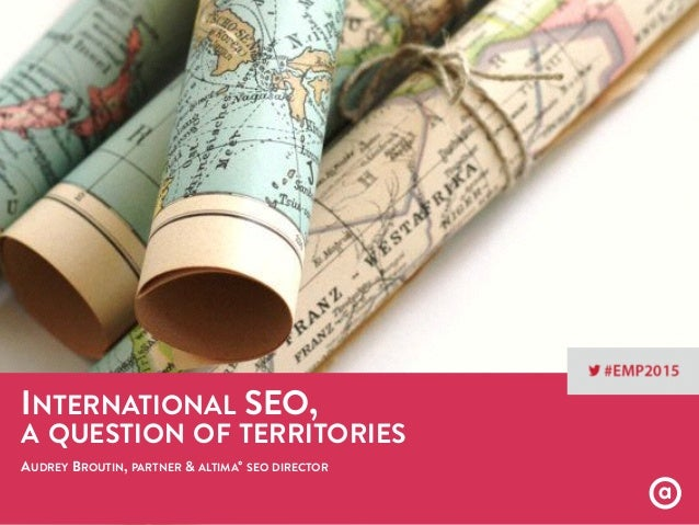INTERNATIONAL SEO, 