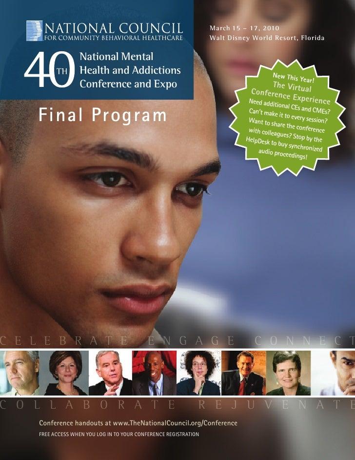 Conference 2010 final program
