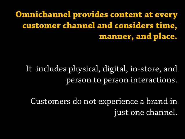 To the customer, all content is company content. ey don't care who it's coming from within the company; they care about h...