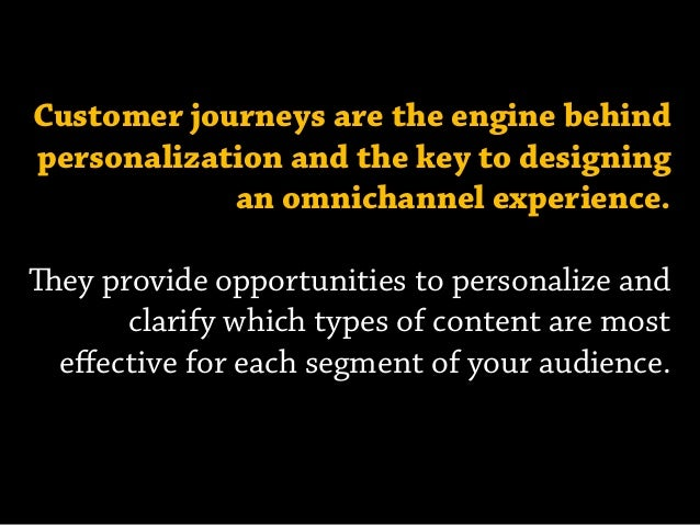 Omnichannel provides content at every customer channel and considers time, manner, and place. It includes physical, digita...
