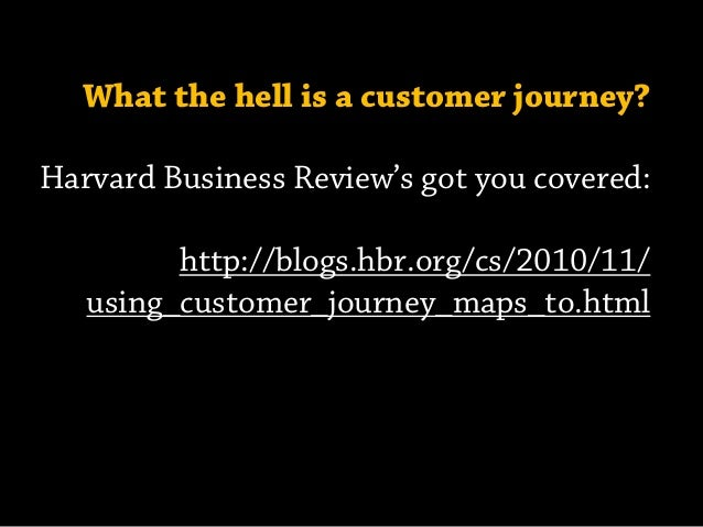Customer journeys are the engine behind personalization and the key to designing an omnichannel experience. ey provide op...