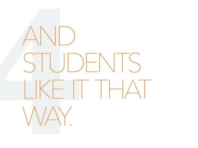 Ologie, Branding & Higher Ed