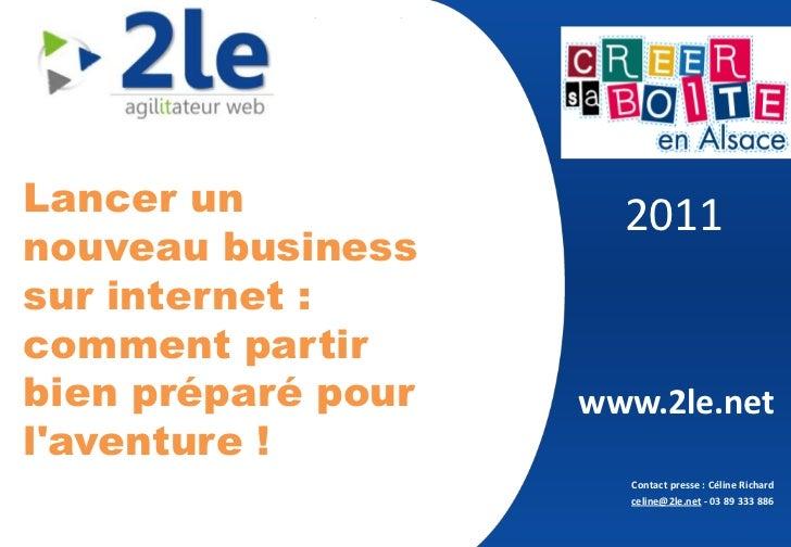 2le  Logiciels Libres pour l'Entreprise  Dossier de presse 2011Lancer un                                                ...