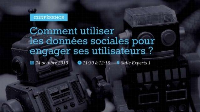 Suivez-nous, tweetez-nous : @ntmy_fr #vadconext