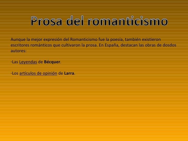 Romanticismo: Larra Slide 3