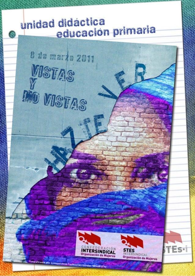 2011 2011 1  Unidad Didáctica ducación primaria  E  8 marzo Internacional De Las Mujeres 8 dede marzo DíaDía Internacio...
