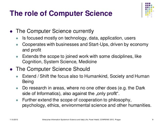 role of science in daily life