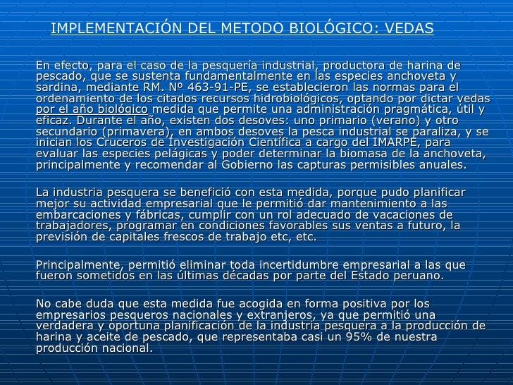 La modernizaci n de la pesqueria peruana for Ministerio de pesqueria