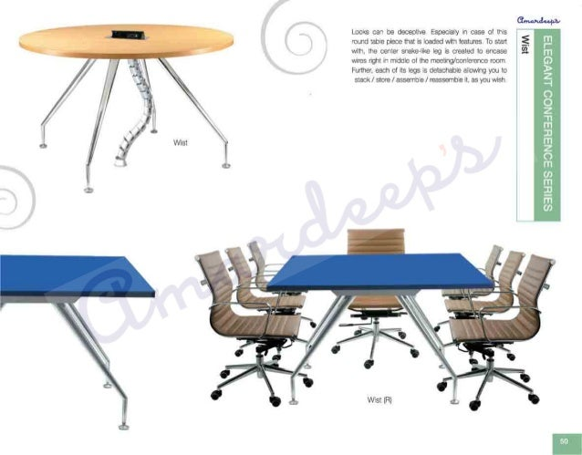 Office FurnitureConference Table By Amardeep Designs India P Limit - Conference table india