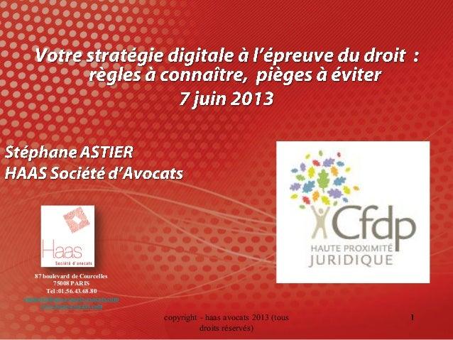 87 boulevard de Courcelles75008 PARISTel :01.56.43.68.80contact@haas-avocats-avocats.comwww.haas-avocats.comcopyright - ha...