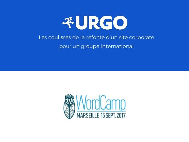 Les coulisses de la refonte d'un site corporate pour un groupe international
