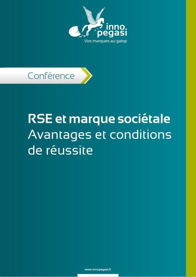 RSE et marque sociétale : avantages et conditions de réussite