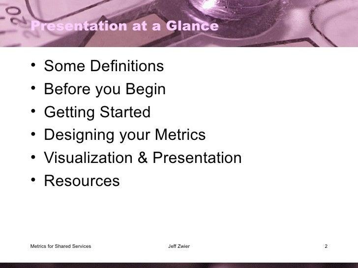 Presentation at a Glance <ul><li>Some Definitions </li></ul><ul><li>Before you Begin </li></ul><ul><li>Getting Started </l...