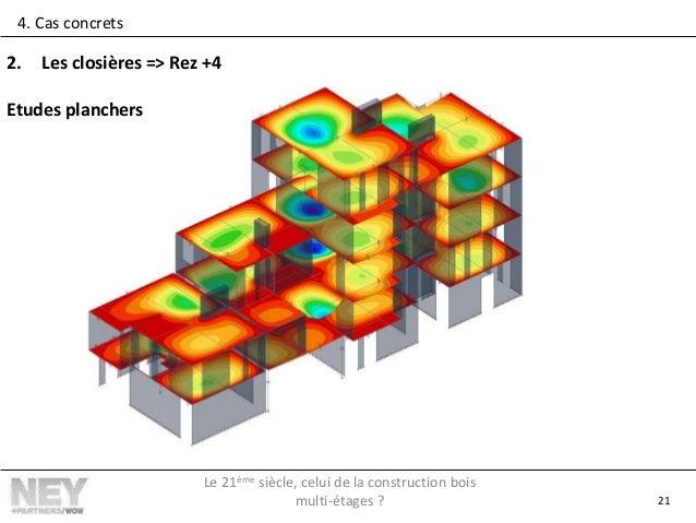 Luxembourg creative 2016 la construction bois multi tages 2 for Construction bois 21