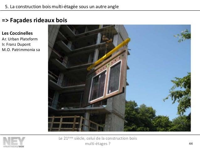 Luxembourg creative 2016 la construction bois multi for Construction bois 44