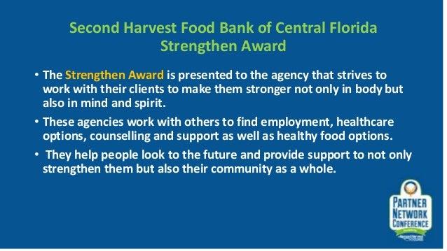 Second Harvest Food Bank Of Central Florida Brevard Branch