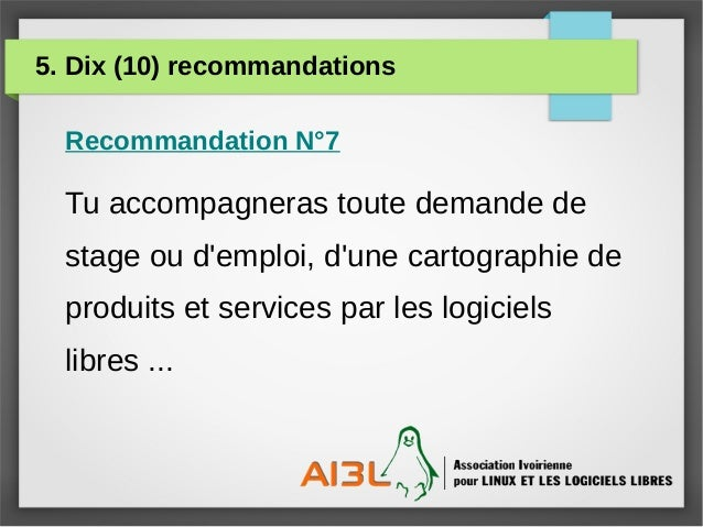 conf u00e9rence   10 recommandations pour reussir l u0026 39 insertion