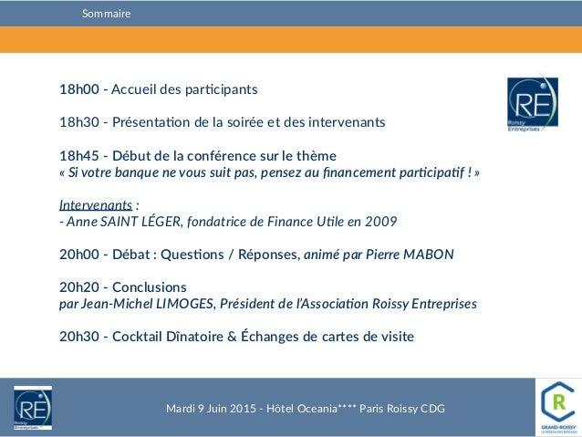 Financement TPE / PME - Si votre banque ne vous suit pas, pensez au financement participatif ! Slide 2