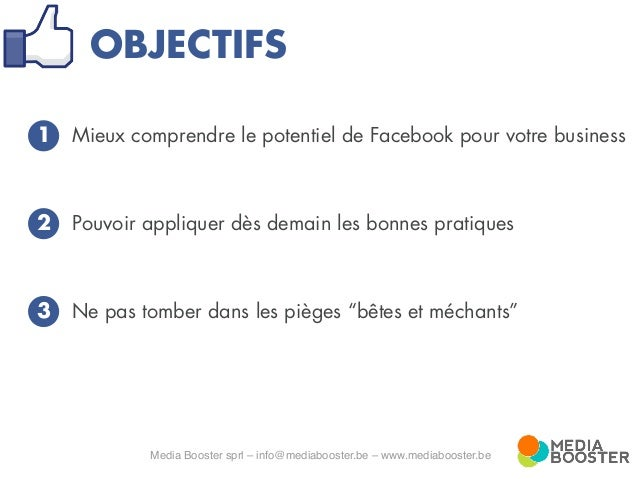 Facebook, une opportunité extraordinaire pour votre PME ! Slide 2