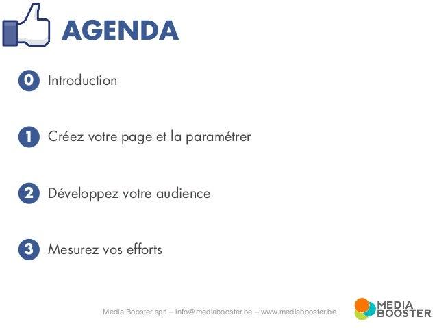 Facebook, une opportunité extraordinaire pour votre PME ! Slide 3