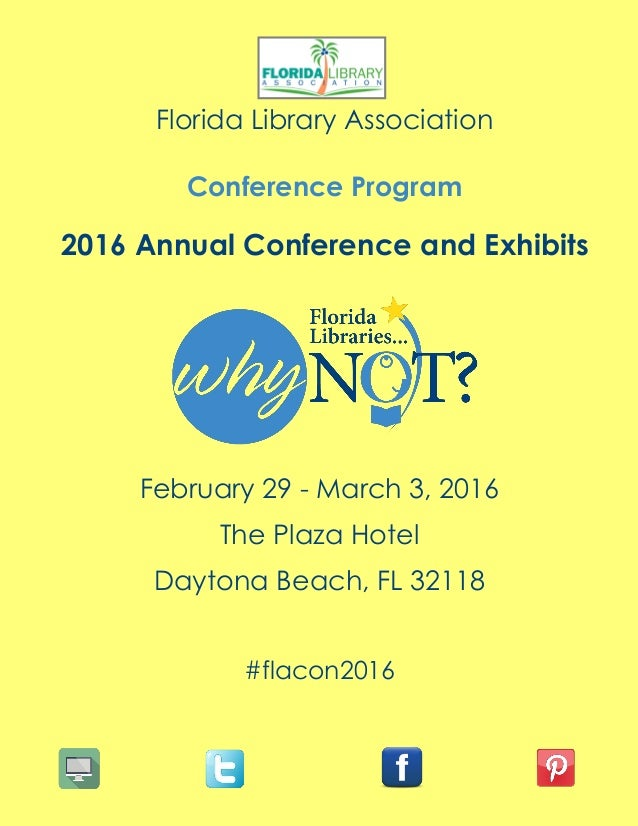 Florida library association 2016 conference guide conference program 2016 annual conference and exhibits florida library association february 29 march 3 fandeluxe Image collections
