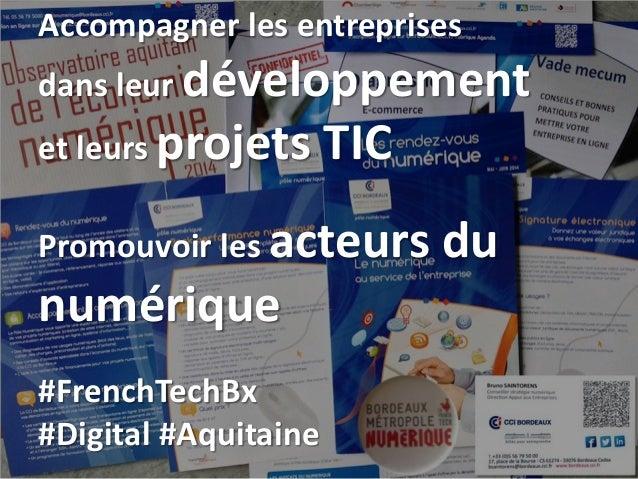 Programme d'ateliers et conférences Diagnostics et accompagnements personnalisés Certificats de signature électronique + A...