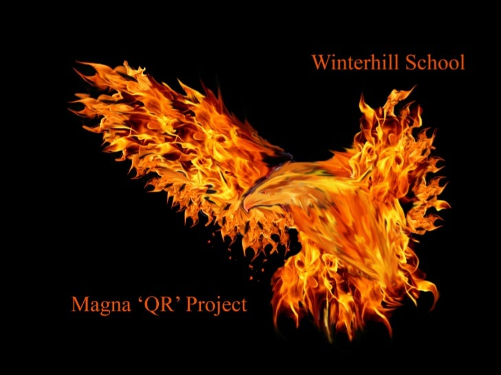 This Project linkedstudents fromWinterhill Schoolwith the MagnaScience AdventureCentre.These Rotherhamlocations have close...