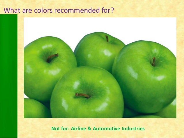 the importance of color in the marketing business Brand colors can have a huge impact on a business check out how different colors make us feel and which colors are dominant in which industries.