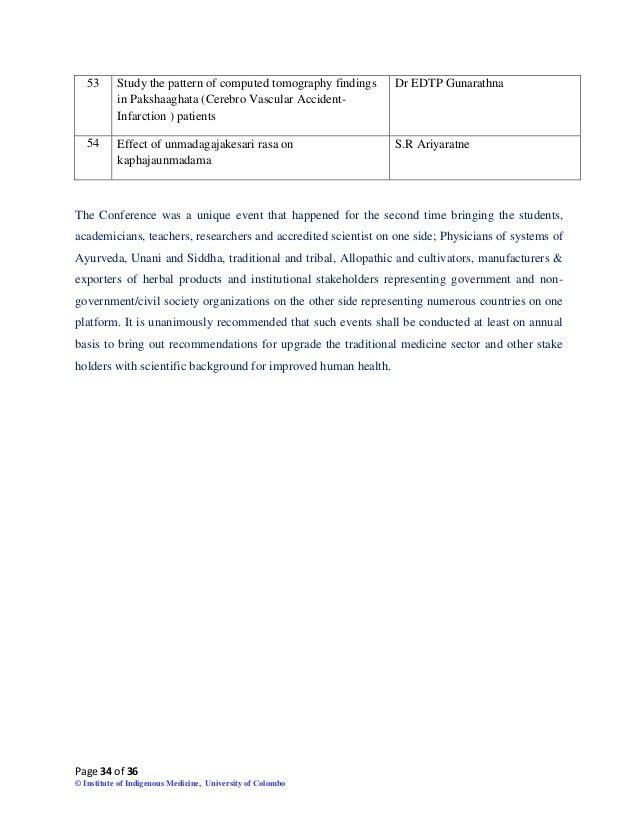 Organisation Study in Ayurveda