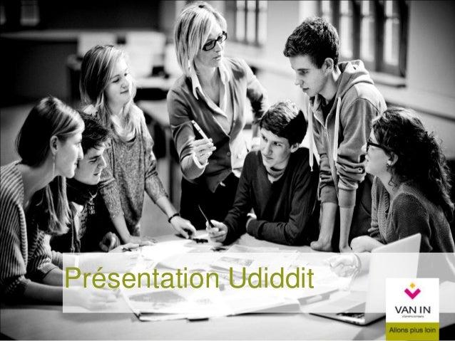 Présentation Udiddit