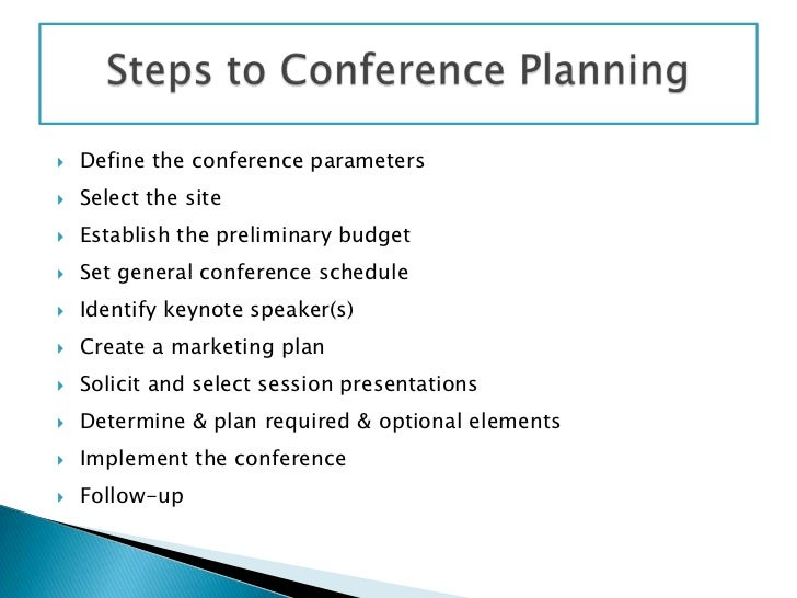 Conference Marketing Plan Template. Conference. DIY Home Plans ...