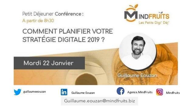 Guillaume.eouzan@mindfruits.biz guillaumeeouzan Guillaume Eouzan MindfruitsAgence.MindFruits