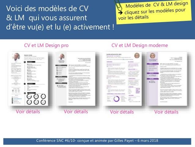 conference strategie de recherche d u0026 39 emploi