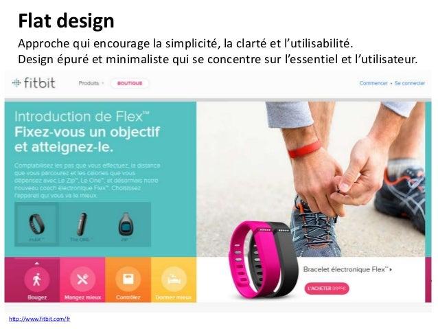 Flat design Une tendance initiée par Microsoft (Windows 8), Apple (IOS7), Nokia, ...