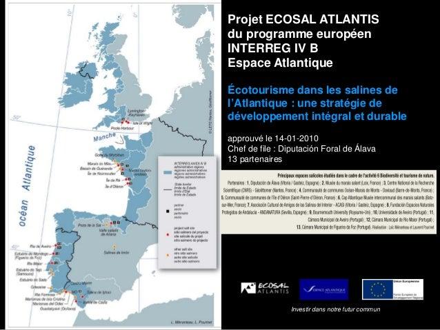 Sels et salines de l'Europe atlantique Slide 3