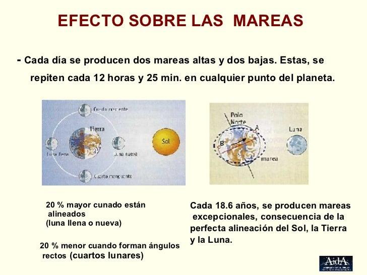 Conferencia Efectos E Influencia De Las Fases Lunares